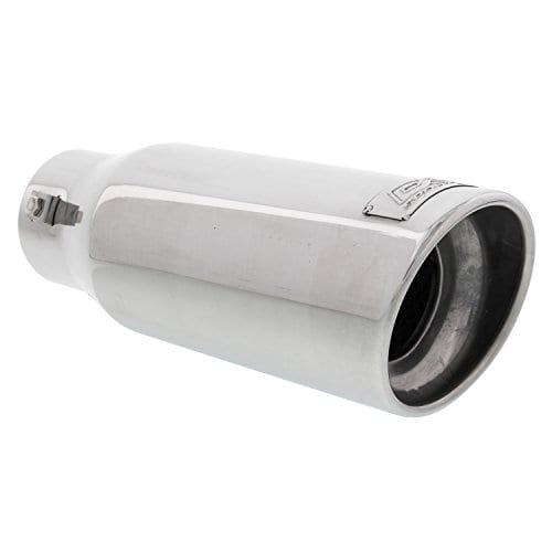 Image of resonator exhaust tip